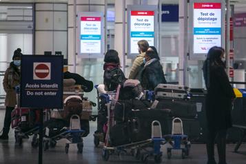 Voyages à l'étranger Vers la fin de la quarantaine à l'hôtel pour les Canadiens vaccinés à deux doses)