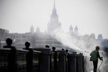 Russie: l'inévitable report du référendum