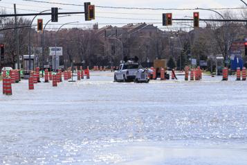 Préparation face aux inondations Montréal rejette les critiques)