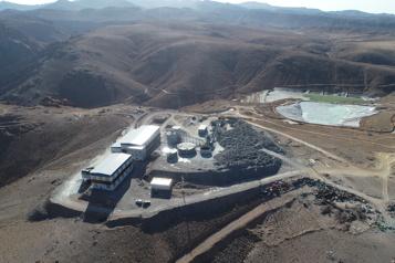 Industrie minière Aya veut quadrupler sa production d'ici 2023 )