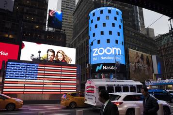 L'action de Zoom plonge, victime de son succès)