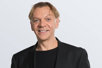 Marc Labrèche un mois à la radio de Radio-Canada