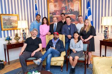 Les épisodes de La maison bleue mis en ligne jeudi
