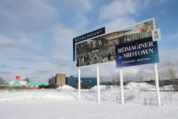 Royalmount: une seule salle de spectacles et moins de logements