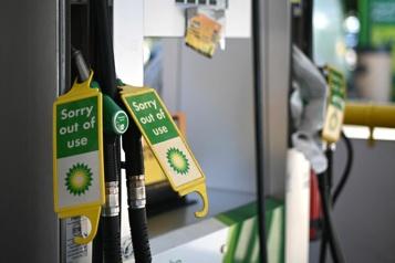 Pénuries de carburant Le gouvernement britannique se montre rassurant)