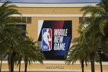 NBA Le prochain repêchage se fera par visioconférence)