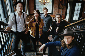 The Lumineers : lugubre et formidable ★★★★