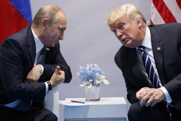 G7 à Charlevoix Trump jugeait que Poutine aurait dû y être)