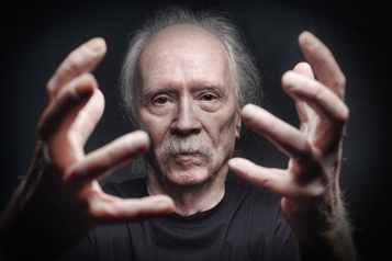 John Carpenter au festival Fantasia )