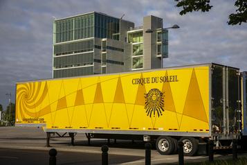 Les artisans du Cirque du Soleil soutiennent les ex-employés)