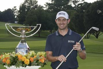 PGA Patrick Cantlay nommé le joueur de l'année