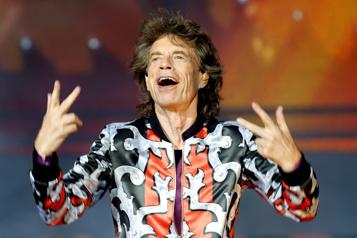 Mick Jagger dévoile une chanson sur la pandémie)