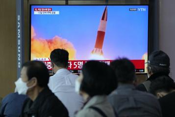La Corée du Nord dit avoir testé avec succès un missile hypersonique)
