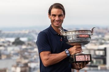 Rafael Nadal participera au Masters1000 de Paris-Bercy)