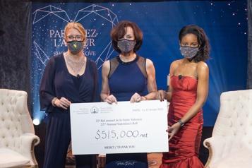 515 000$ pour les soins palliatifs)