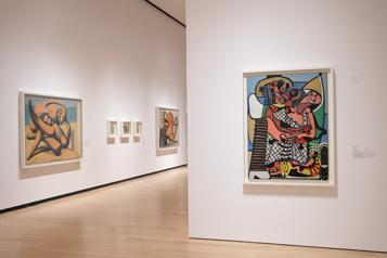 Musée national des beaux-arts du Québec Picasso sans complaisance)