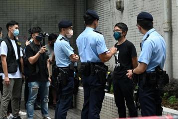 HongKong Élection dimanche d'un nouveau comité électoral «réservé aux patriotes»)