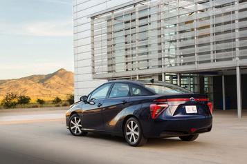 Banc d'essai– Toyota Mirai: un (autre) choix pour demain