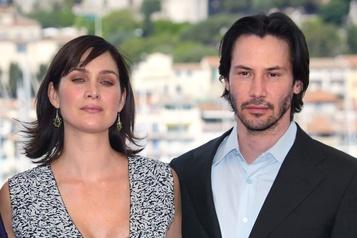 Keanu Reeves et Carrie-Anne Moss de retour pour The Matrix4