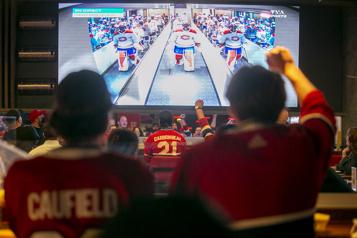Télévision Le Canadien est le plus populaire au pays)