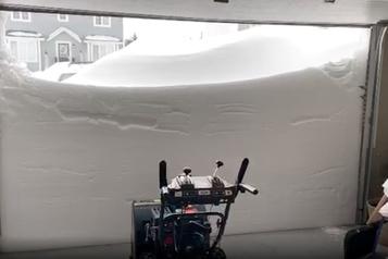 Blizzard à Terre-Neuve: 150 soldats déployés