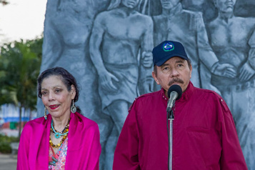 Nicaragua Daniel Ortega sera candidat pour un quatrième mandat)