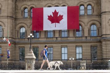 Fête du Canada: cérémonie d'assermentation virtuelle de nouveaux Canadiens)