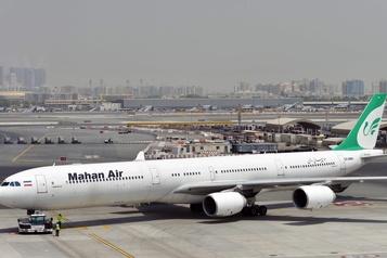 Un avion iranien approché par des chasseurs américains, Téhéran proteste)