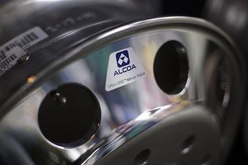 Alcoa prévoit des résultats moins mauvais que prévu et bondit à Wall Street)
