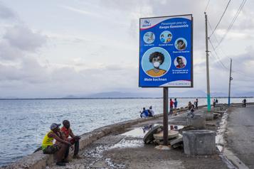 COVID-19 Haïti impose l'état d'urgence sanitaire pour huit jours)