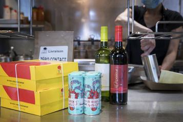 Vente illégale de gin tonic pour St-Hubert)