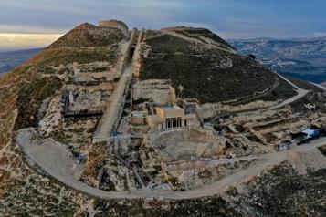 De nouveaux vestiges du palais du roi Hérode dévoilés)