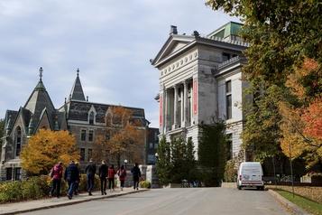 L'homme d'affaires Marc Bieler donne 15millions à McGill)