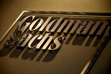 Goldman Sachs voit son bénéfice net bondir de 153 %)