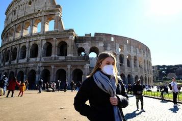 Coronavirus: Washington recommande d'éviter les voyages non indispensables en Italie