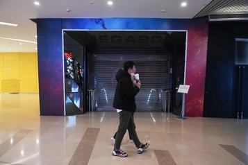 L'élan du cinéma en Chine brisé par l'épidémie