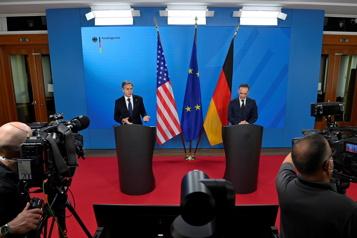 Front commun de Washington et Berlin face aux «provocations» de Moscou)