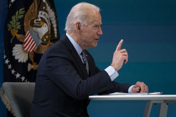 Plan de relance Biden Les démocrates confiants avant un premier vote à la Chambre des représentants)