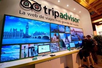 Tripadvisor affirme avoir bloqué 1,4 million de «faux» avis l'an dernier