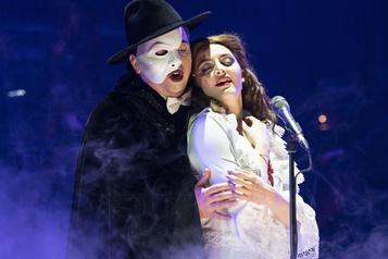 Le Fantôme de l'opéra renaît en français