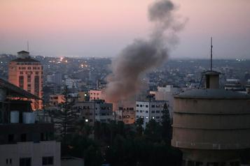 Israël frappe le domicile d'un commandant palestinien à Gaza