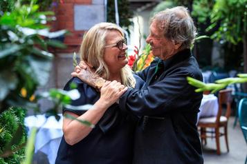 Angèle Dubeau et Jean-Pierre Ferland: pour l'amour de la musique