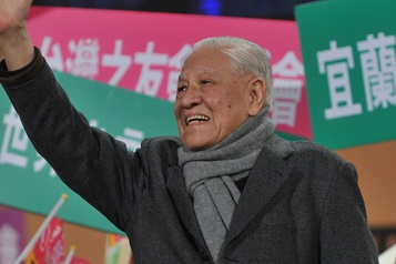 Mort de Lee Teng-hui, ancien président de Taïwan, à 97ans)
