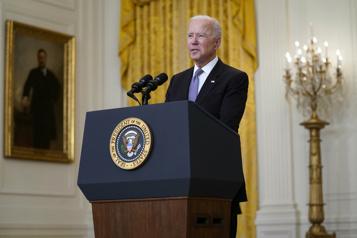 Biden publie sa déclaration fiscale, marquant sa différence avec Trump)