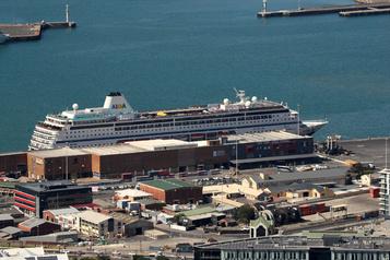 L'Afrique du Sud interdit aux bateaux de croisière d'accoster)