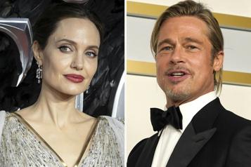 Bataille juridique contre Brad Pitt Angelina Jolie remporte une victoire)