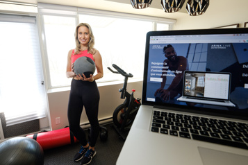 ARINA Live Ouvrir son gym en ligne)