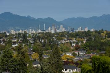 Immobilier Recul des ventes de 11,6% à Vancouver)