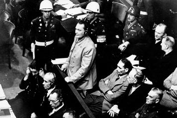 75eanniversaire L'Allemagne défend l'héritagecontesté du procès de Nuremberg)