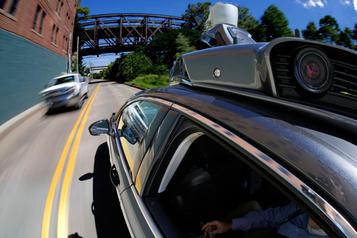 Les véhicules autonomes faciles à berner, selonuneétude